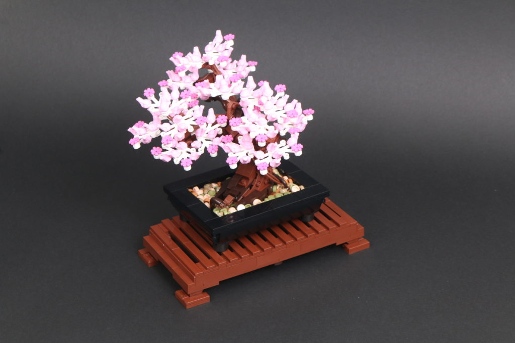LEGO Botanical Collection 10281 Bonsai Tree Review 39