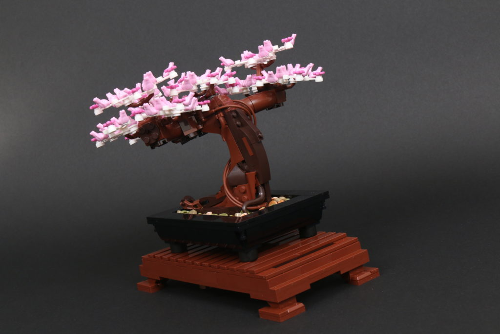 LEGO Botanical Collection 10281 Bonsai Tree Review 43