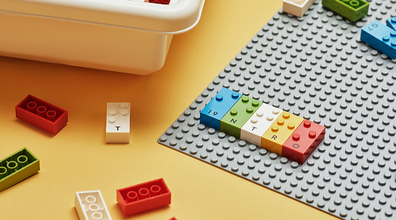 LEGO Braille Bricks help kids avoid 'making mistakes'