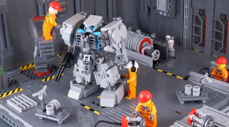 LEGO Brick Pic Hangar Featured