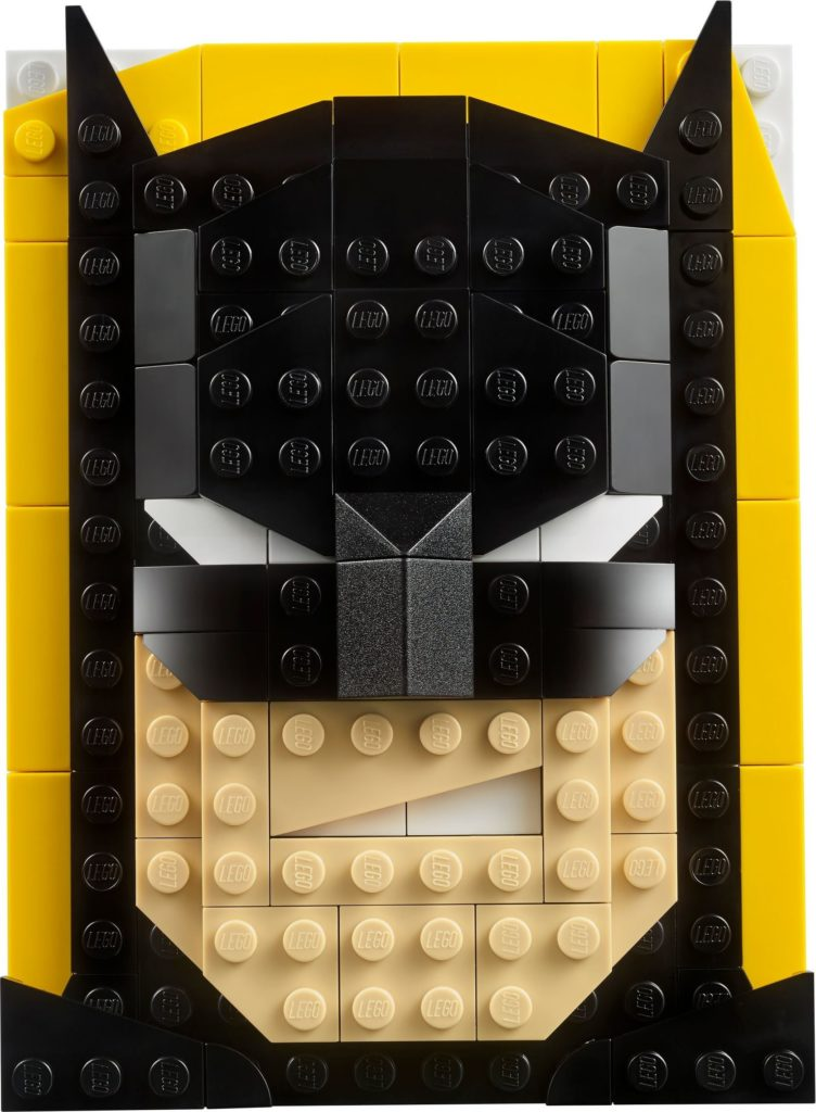LEGO Brick Sketches 40386 Batman 5