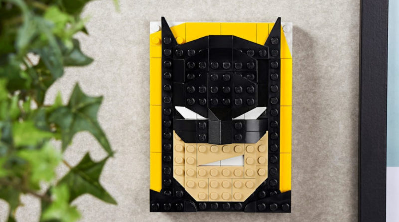 LEGO Brick Sketches 40386 Batman lifestyle resized featured