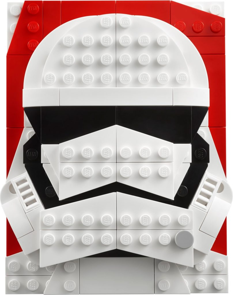 LEGO Brick Sketches 40391 First Order Stormtrooper 1