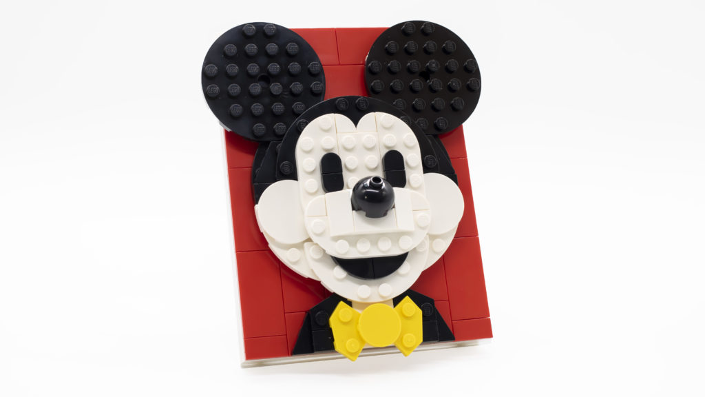 LEGO Brick Sketches 40456 Mickey Mouse review