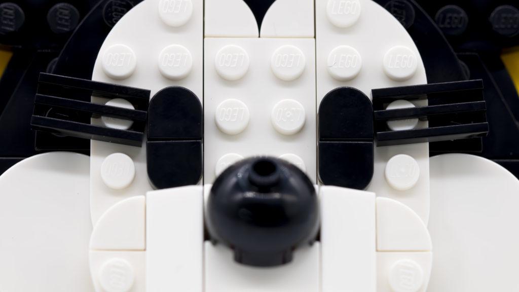 LEGO Brick Sketches 40457 Minnie Mouse 10