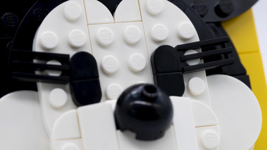 LEGO Brick Sketches 40457 Minnie Mouse 11