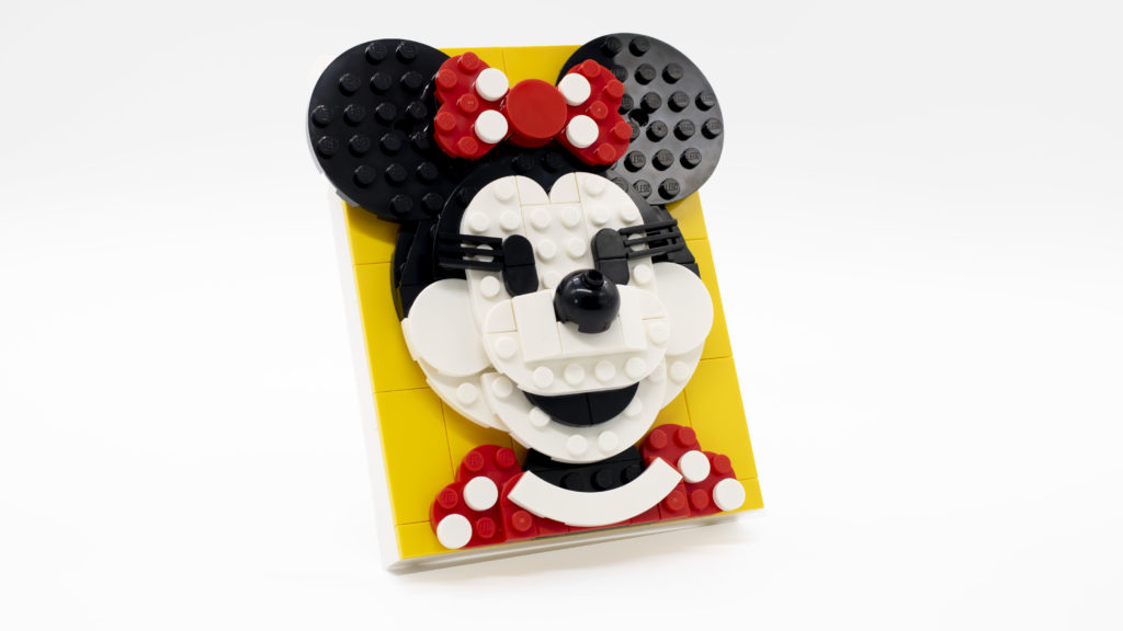 LEGO Brick Sketches 40457 Minnie Mouse 13