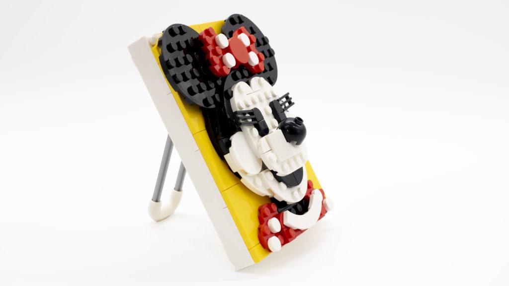 LEGO Brick Sketches 40457 Minnie Mouse 14