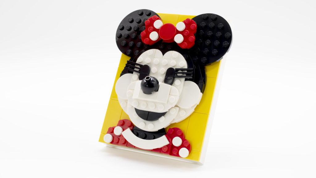 LEGO Brick Sketches 40457 Minnie Mouse 15