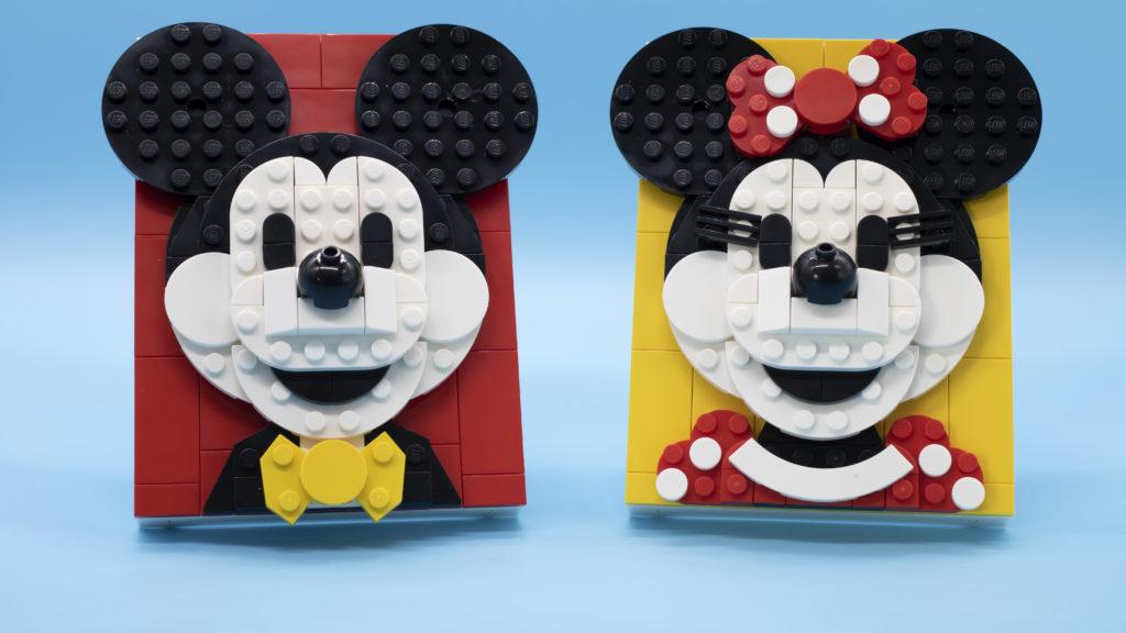 LEGO Brick Sketches 40457 Minnie Mouse 16