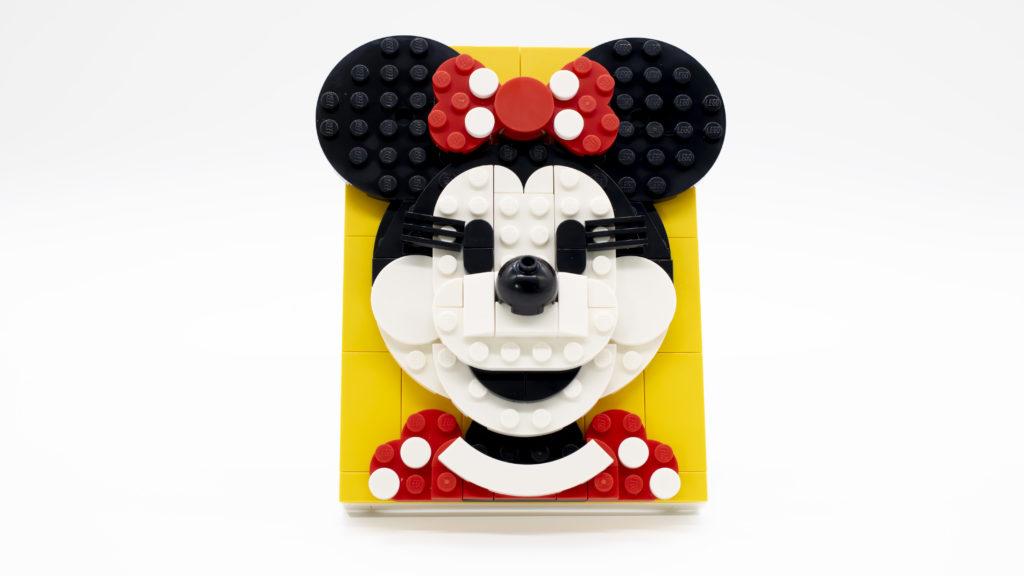 LEGO Brick Sketches 40457 Minnie Mouse 17