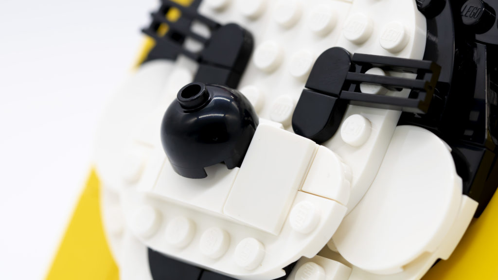 LEGO Brick Sketches 40457 Minnie Mouse 5