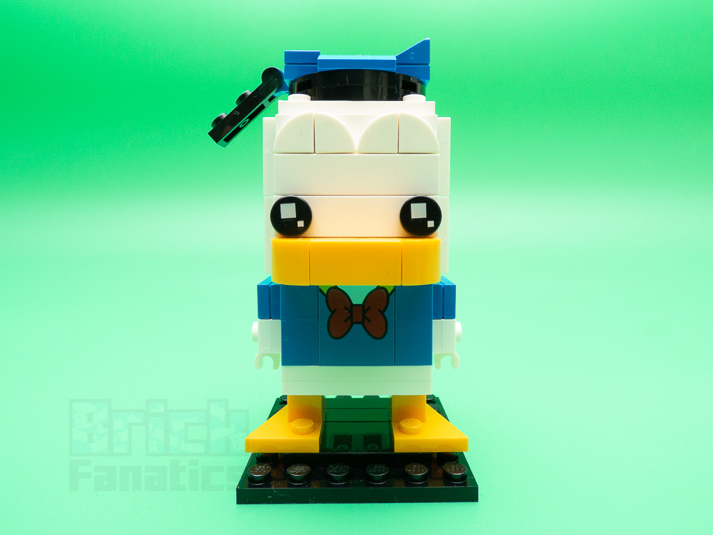 LEGO BrickHeadz 40377 Donald Duck
