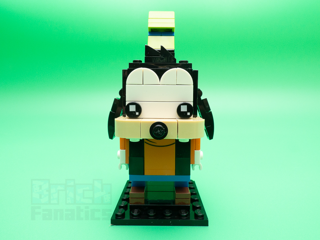 LEGO BrickHeadz 40378 Goofy and Pluto