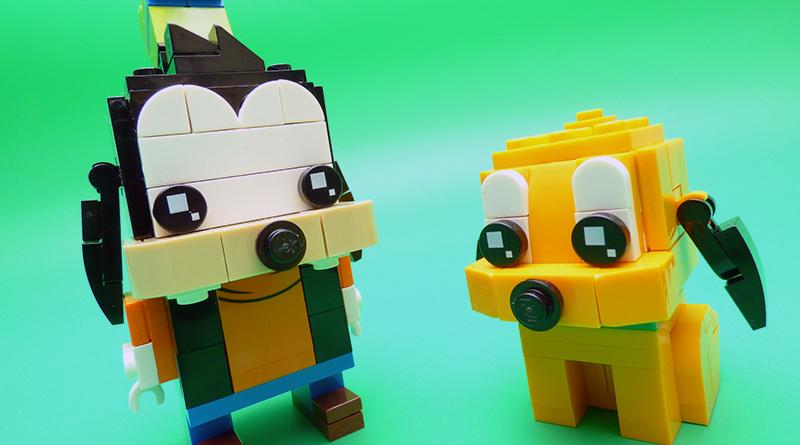 LEGO BrickHeadz 40378 Goofy Pluto Featured 800 445