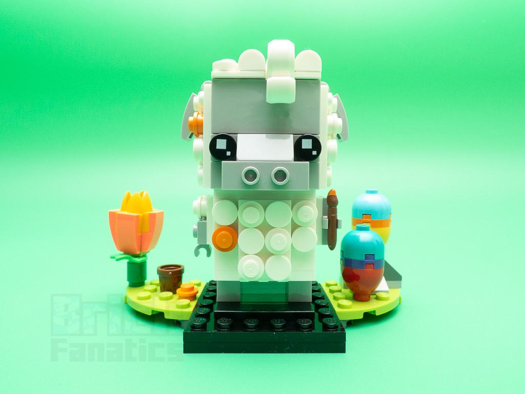 LEGO BrickHeadz 40380 Sheep 1