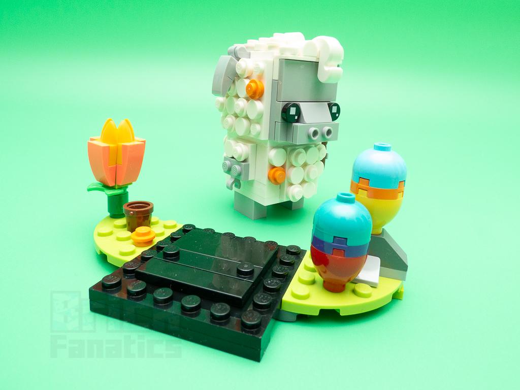 LEGO BrickHeadz 40380 Sheep 7