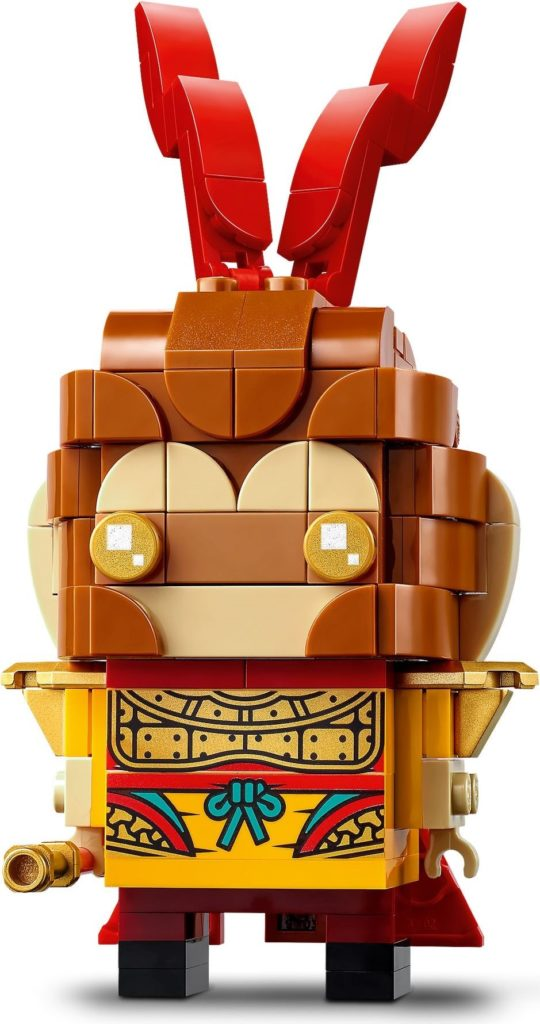 LEGO BrickHeadz 40381 Monkey King 2