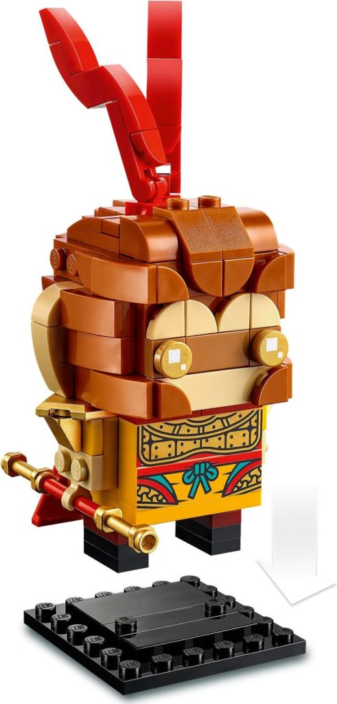 LEGO BrickHeadz 40381 Monkey King 3