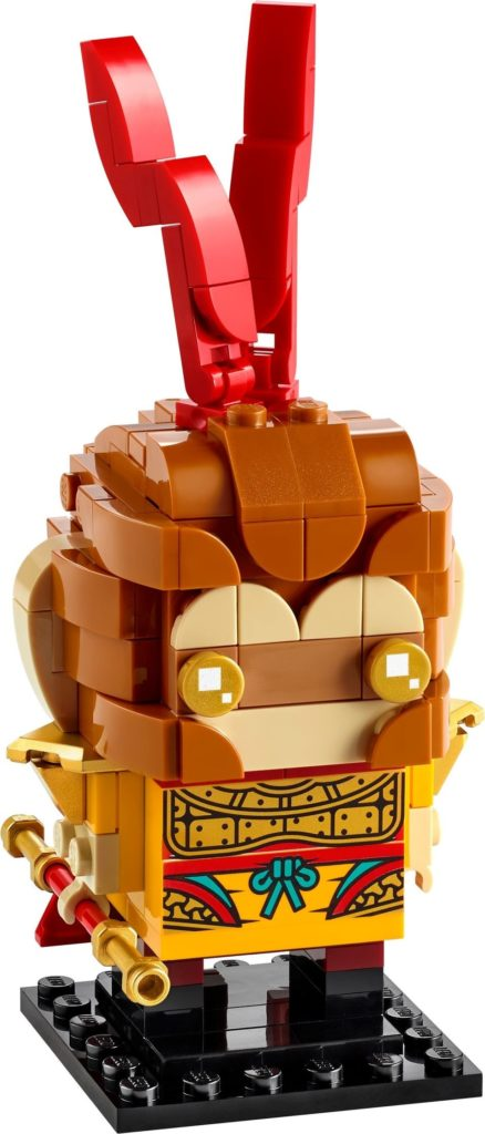 LEGO BrickHeadz 40381 Monkey King 5