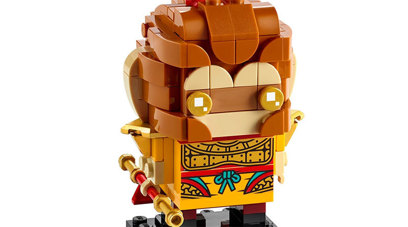 LEGO BrickHeadz 40381 Monkey King Featured 800x445
