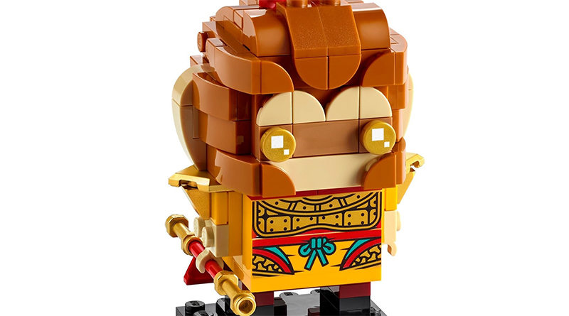 LEGO BrickHeadz 40381 Monkey King Featured