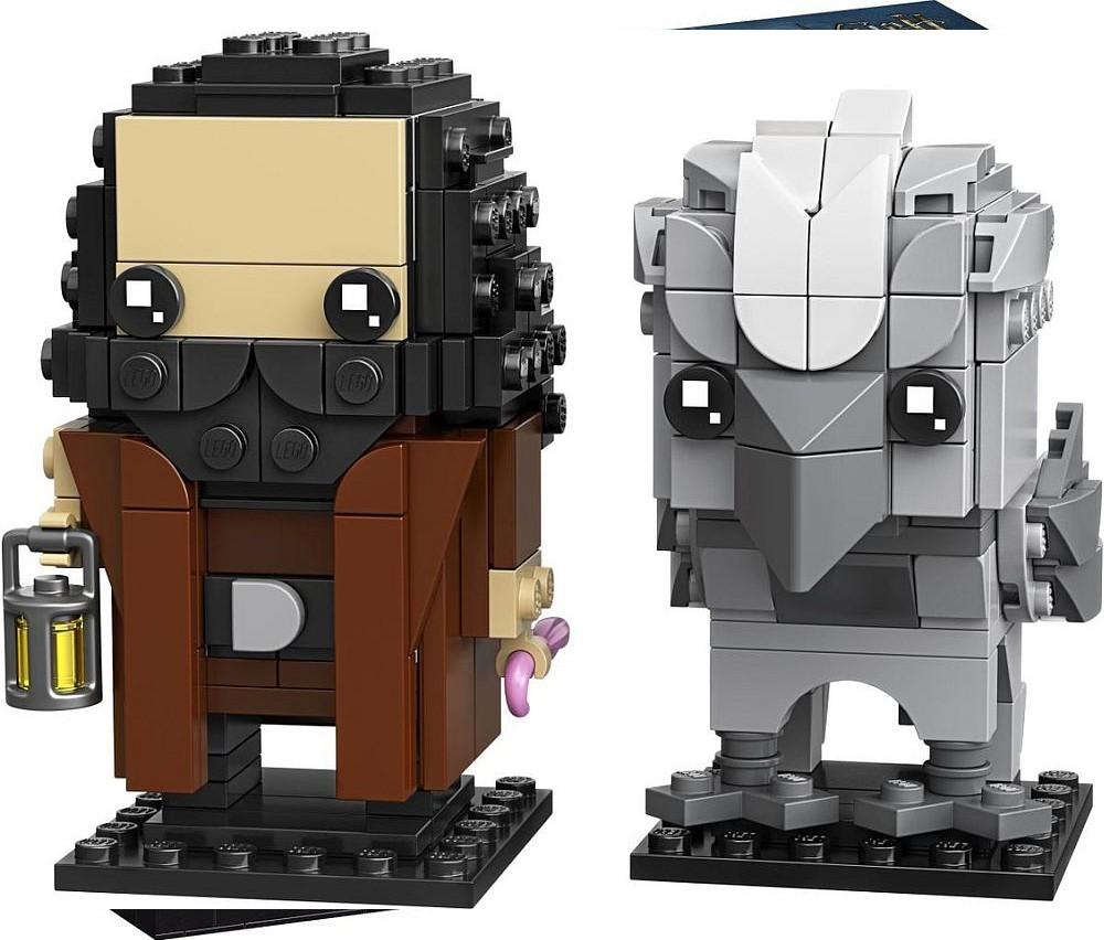 LEGO BrickHeadz 40412 Hagrid and Buckbeak 3