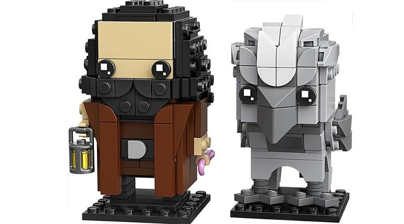 LEGO BrickHeadz 40412 Hagrid And Buckbeak Featured