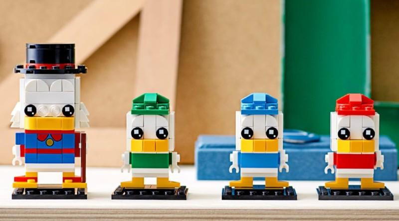 LEGO BrickHeadz 40477 Featured