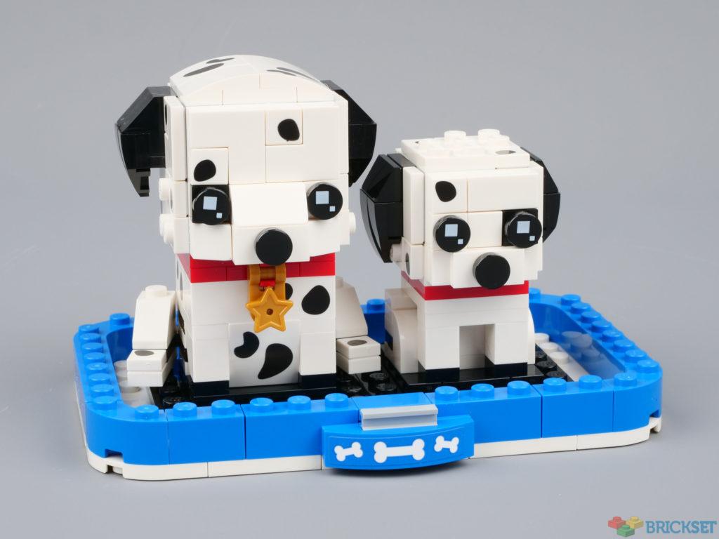 LEGO BrickHeadz 40479 Dalmatians 2
