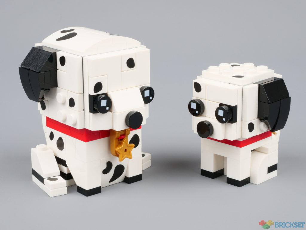 LEGO BrickHeadz 40479 Dalmatians 3