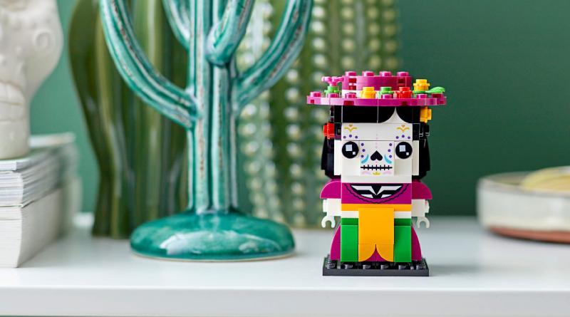 LEGO BrickHeadz 40492 La Catrina Lifestyle Featured
