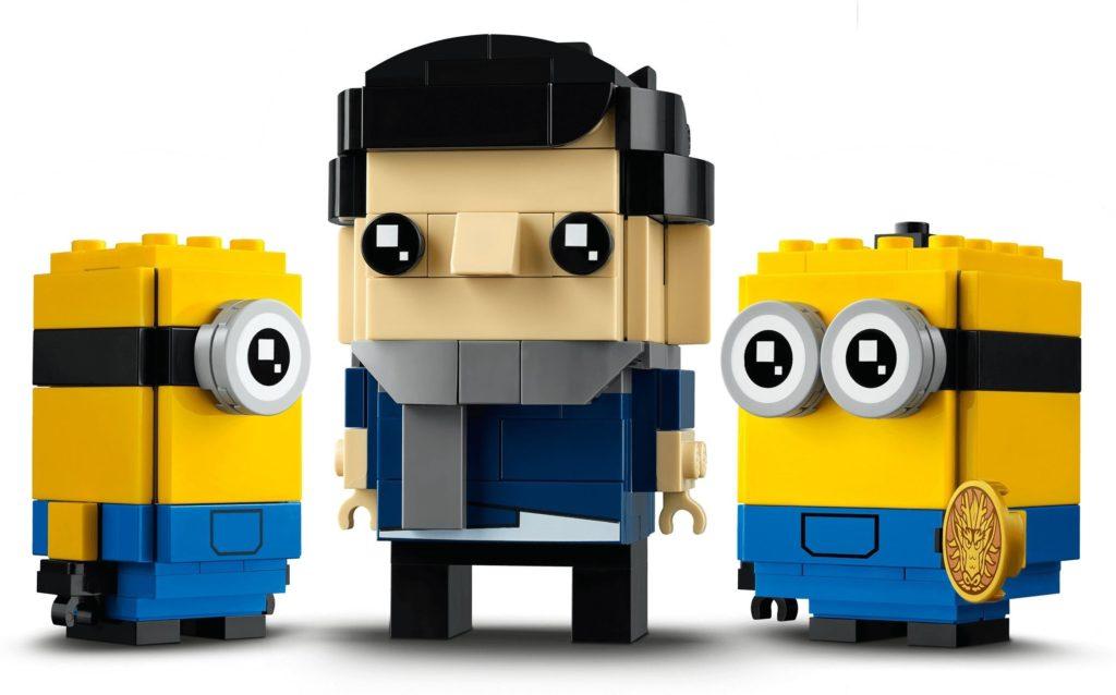 LEGO BrickHeadz Minions 40420 Gru Stuart And Otto 4