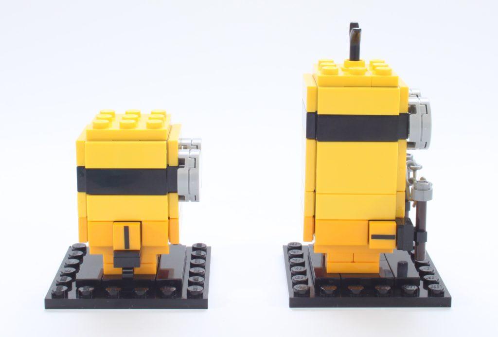 LEGO BrickHeadz Minions 40421 Belle Bottom Kevin And Bob 11