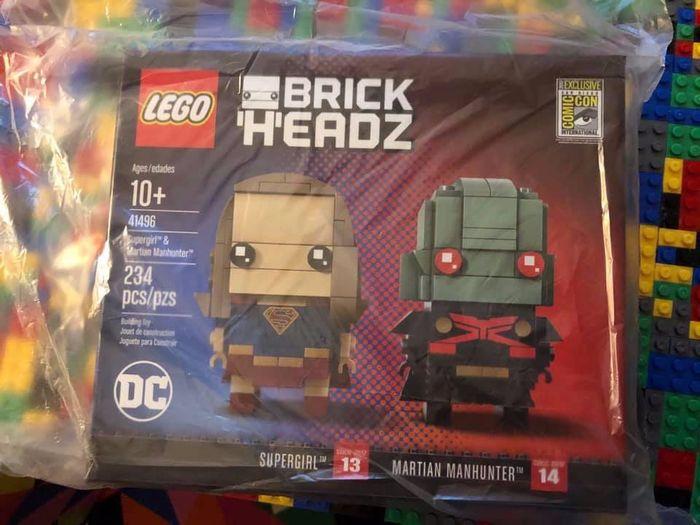 LEGO BrickHeadz SDCC Catawiki 41496