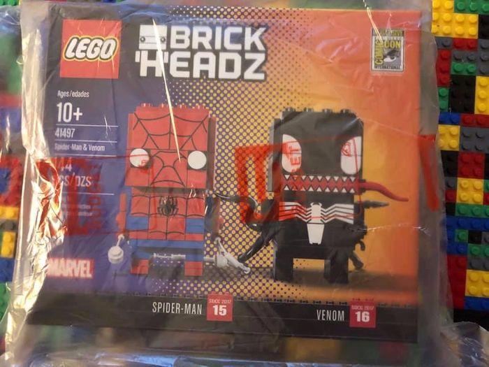 LEGO BrickHeadz SDCC Catawiki 41497