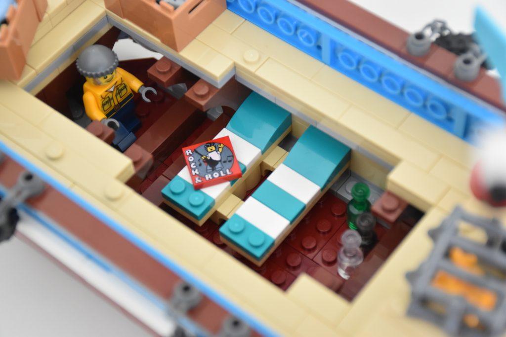 LEGO BrickLink Designer Program Great Fishing Boat 3