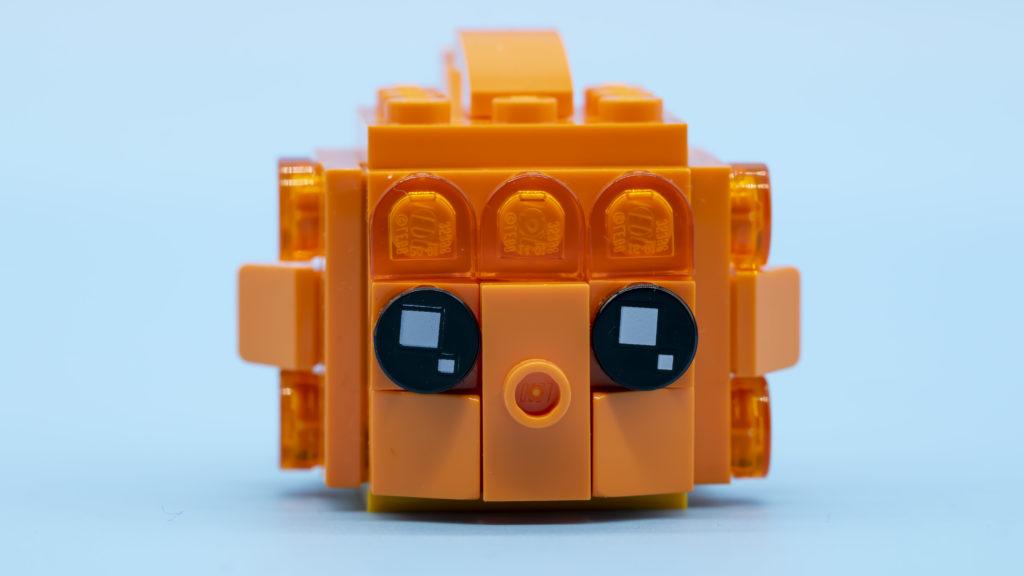 LEGO Brickheadz Pets 40442 Goldfish 11
