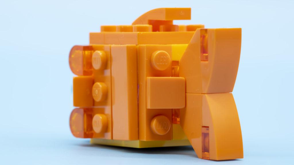 LEGO Brickheadz Pets 40442 Goldfish 14