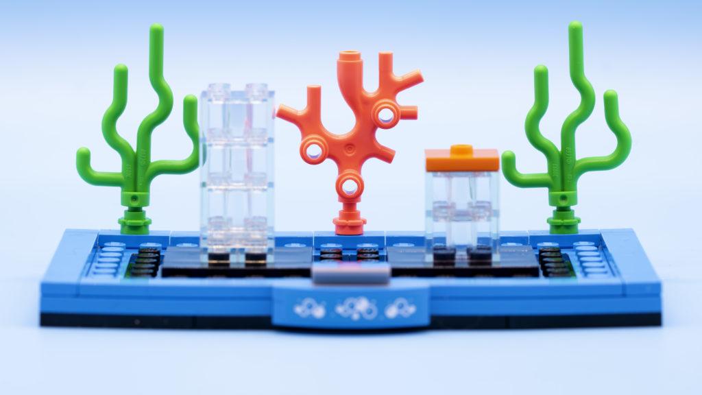 LEGO Brickheadz Pets 40442 Goldfish 15