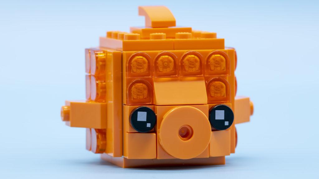 LEGO Brickheadz Pets 40442 Goldfish 2