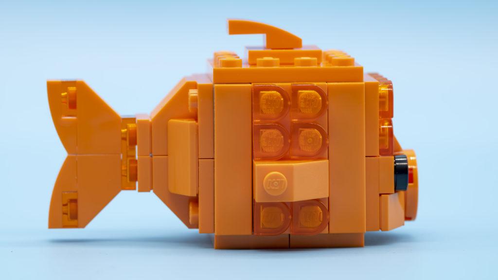 LEGO Brickheadz Pets 40442 Goldfish 3