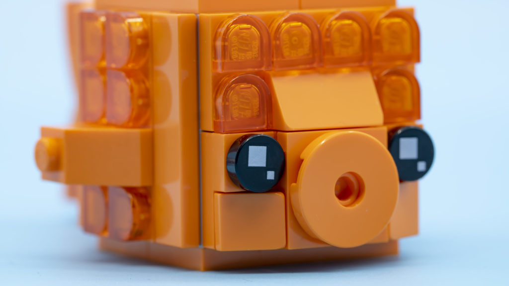 LEGO Brickheadz Pets 40442 Goldfish 6