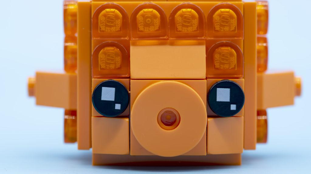 LEGO Brickheadz Pets 40442 Goldfish 7