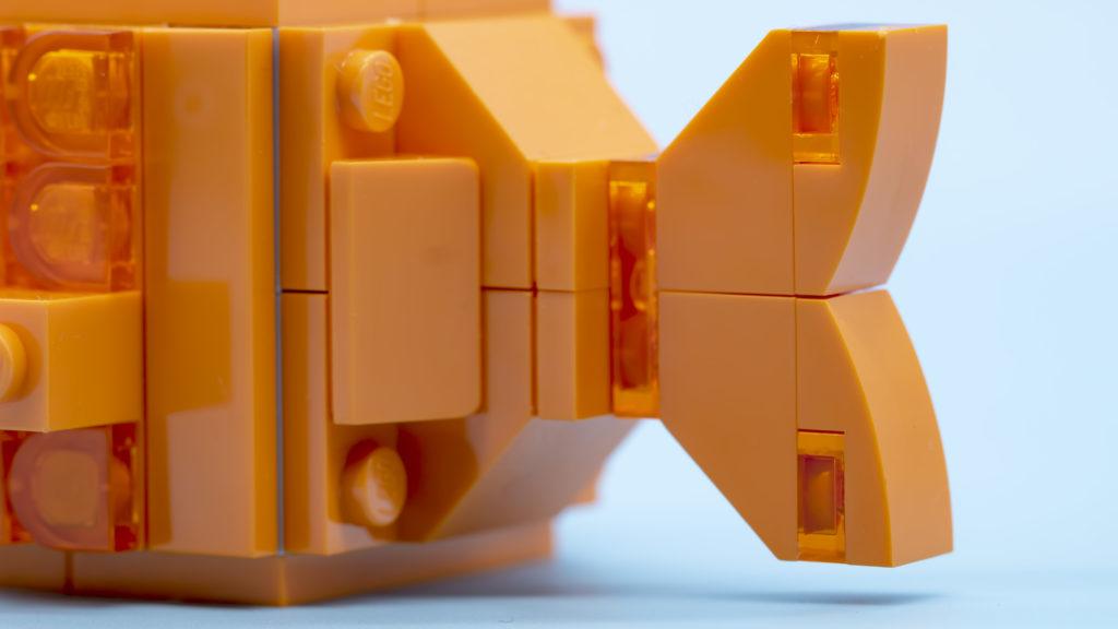 LEGO Brickheadz Pets 40442 Goldfish 9