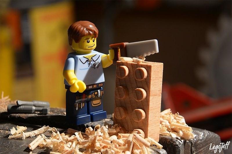 LEGO Brickolage