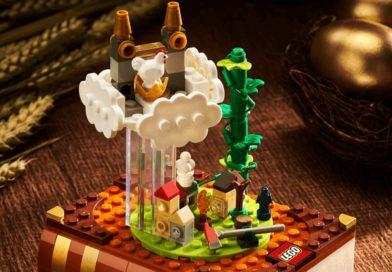 More images of LEGO Bricktober 2021 sets revealed