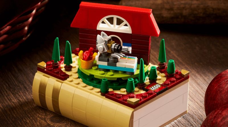 LEGO Bricktober 2021 Little red riding hood lifestyle featured