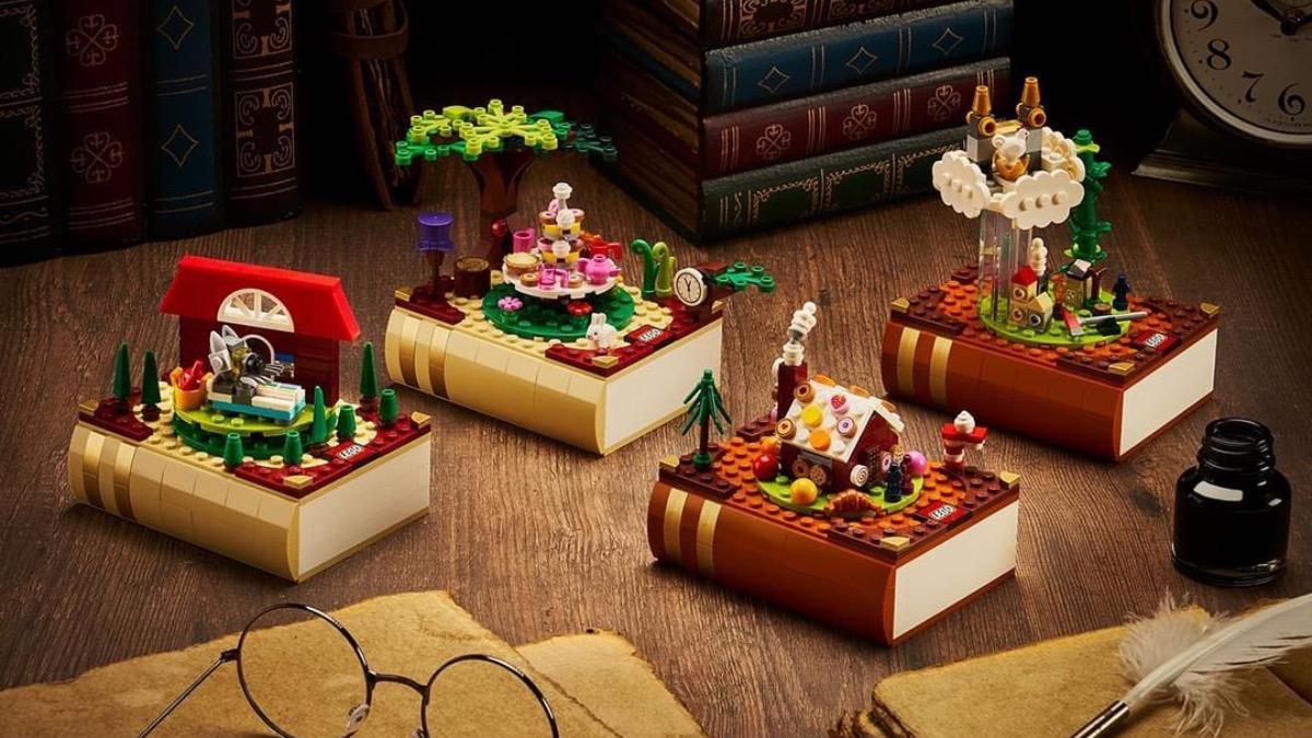LEGO Alice in Wonderland set revealed for Bricktober 2021