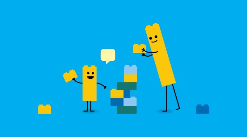 LEGO Build Talk Featured